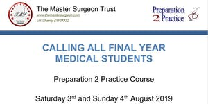 Preparation 2 Practice (P2P): Two Day Course - Walsall...