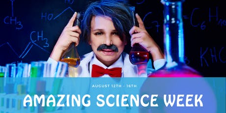 Amazing Science Week: Morning Class tickets