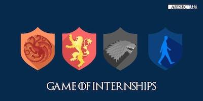 Game of Internships