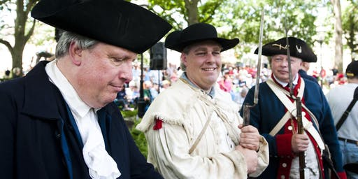 Revolutionary Times-July 4th in Morris County