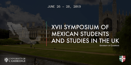 XVII Symposium of Mexican Students and Studies in the UK tickets