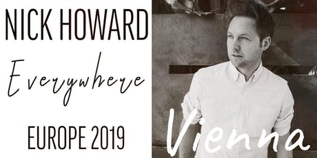 Nick Howard | Live in Vienna tickets