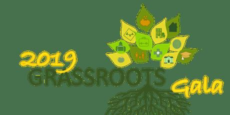 2019 Grassroots Gala tickets
