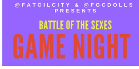 Battle of the Sexes: Game Night tickets