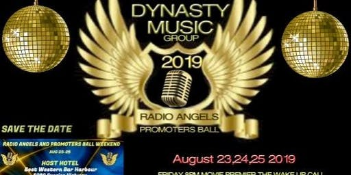 Radio Angels Promoters Ball 2019