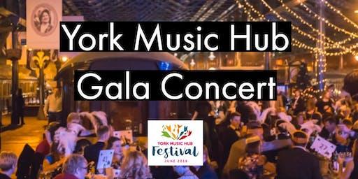 York Music Hub Gala Concert