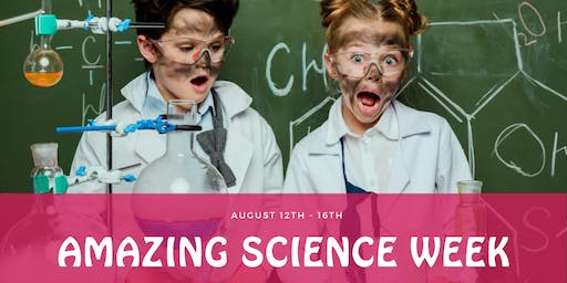 Amazing Science Week: Afternoon Class