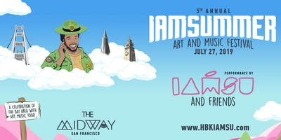Iamsummer Art and Music Festival