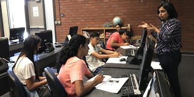 Combo camp: Bootstrap - Algebra + Maker Space - 6/17-6/21