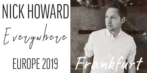 Nick Howard | Live in Frankfurt