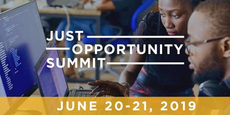 Just Opportunity Summit 2019  tickets