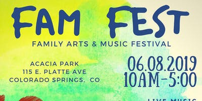 FAM FEST (Family Art & Music Festival)