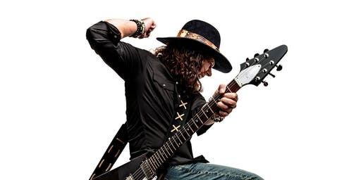 Anthony Gomes (High Voltage Blues Rock out of St. Louis, MO)