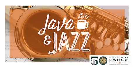 Java and Jazz Series 1 tickets