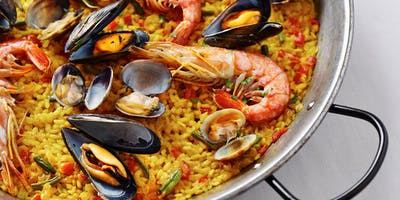 Teen's Kitchen: PAELLA!