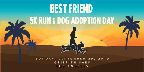 Best Friend 5K Run & Dog Adoption Day tickets