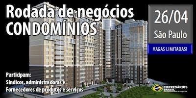 Rodada de negócios - CONDOMÍNIOS - 26-04