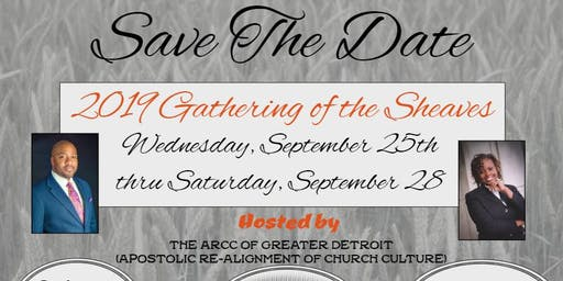 Gathering of the Sheaves - Detroit Area