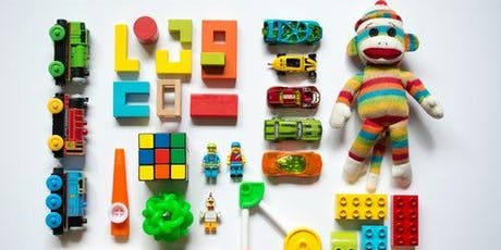 Famous Toys and Their Creative Protections: Hands-on History at the Free Library of Philadelphia  tickets
