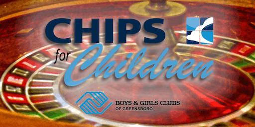 Chips for Children 2019 - Greensboro