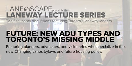 Laneway Lecture Series: FUTURE tickets