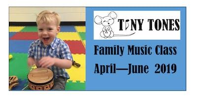 Saturday Tiny Tones Spring Semester