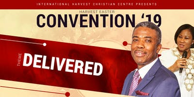 Harvest Easter Convention