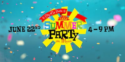 The Summer Party on Main