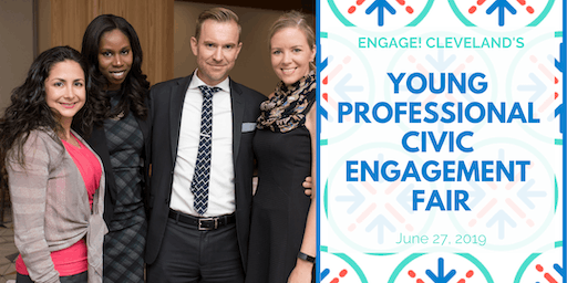Engage! Cleveland's Young Professional Civic Engagement Fair