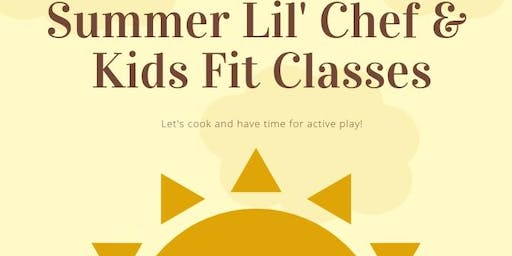 Williamsburg Hy-Vee Lil' Chefs & Kids Fit Summer Classes: Back to School Celebration!