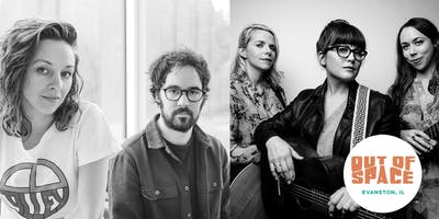 Out of Space 2019: Mandolin Orange & I'm With Her: Sara Watkins, Sarah Jarosz and Aoife O'Donovan