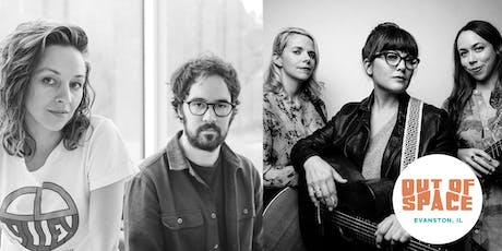 Out of Space 2019: Mandolin Orange & I'm With Her: Sara Watkins, Sarah Jarosz and Aoife O'Donovan tickets