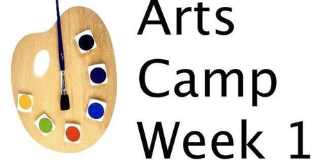 "Week 1 - Kdg - 1st Grade (10:15am - 11:15am) ""Giacometti Sculptures"" (4 day event) tickets"
