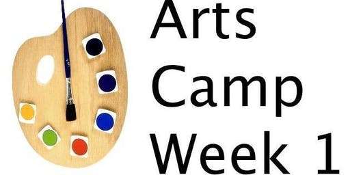 "Week 1 - 2nd - 3rd Grade (11:30am - 12:30pm) ""Succulent Pinch Pot Animals"" (4 day event)"