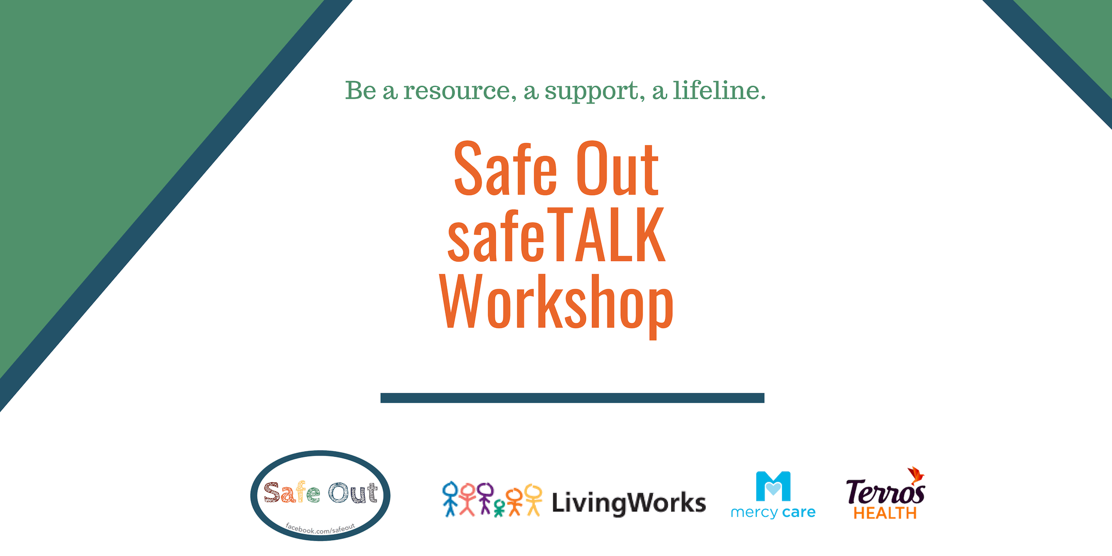 safeTALK with Safe Out: Keeping our LGBTQ Communities Safe