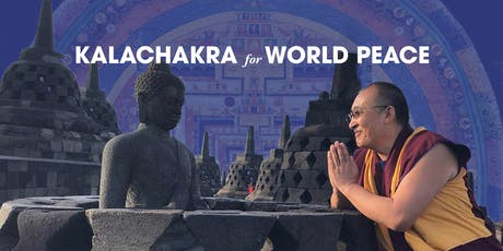 Kalachakra for world peace with Khentrul Rinpoche tickets