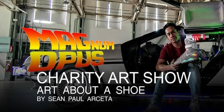 MAGnum Opus Charity Art Show II tickets
