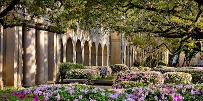 LSU Science Café: Live Oaks, Arches & Terracotta