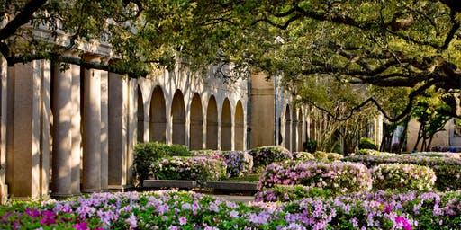 LSU Science Café: Live Oaks, Arches & Terracotta