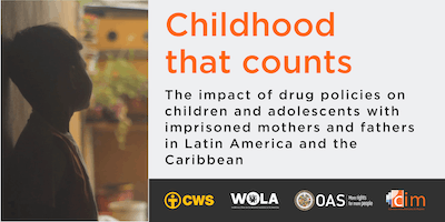 Childhood that counts: The impact of drug policies on children and adolescents