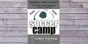 CtK Soccer Camp