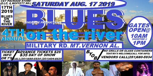 BLUES ON THE RIVER