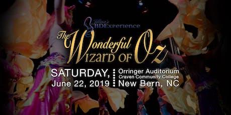 Jillina's BDEx Presents: The Wonderful Wizard of Oz tickets