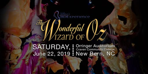 Jillina's BDEx Presents: The Wonderful Wizard of Oz