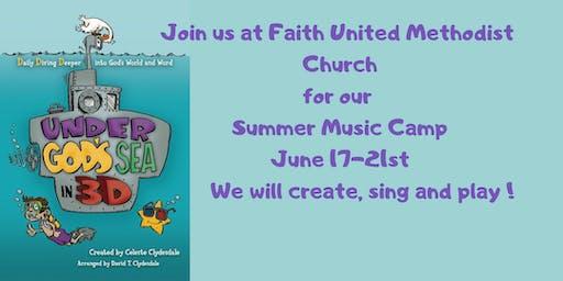 Children's Music and Drama Camp