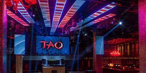 TAO NIGHTCLUB FRIDAYS ** FREE OPEN BAR FOR LADIES**