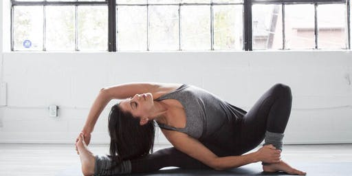 Yin & Vinyasa Yoga Retreat & Workshops with Angela Jervis-Read
