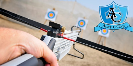 Crossbow Safety (Category M) - Townsville tickets