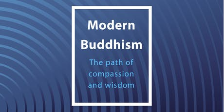 Half-Day Course: Modern Buddhism tickets