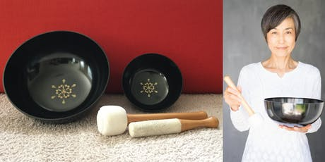 Meditation with Japanese Singing Bowl tickets